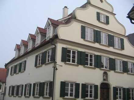 2 Zimmer Wohnung in Günzburg inkl. Doppelparker und Kellerraum