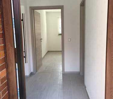 Exklusive, neuwertige 3-Zimmer-Erdgeschosswohnung mit Balkon und EBK in Renningen
