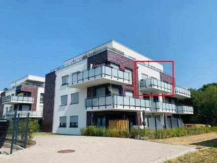Courtagefrei: 1-Zimmer-Wohnung mit Balkon in Buxtehude