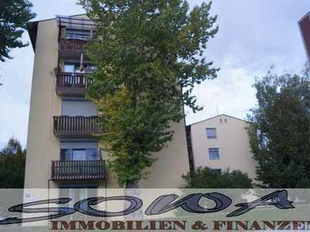 Renoviert! 2 Zimmerwohnung mit Balkon in Ingolstadt - Ein Objekt von Ihrem Immobilienexperten SOW...
