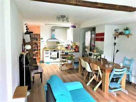 Charmante 3 Zimmer-Wohnung in ruhiger Wohngegend
