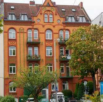 Wunderschöne Altbauetage 4 ZKB Balkon Wohnung Wiesbaden zentral