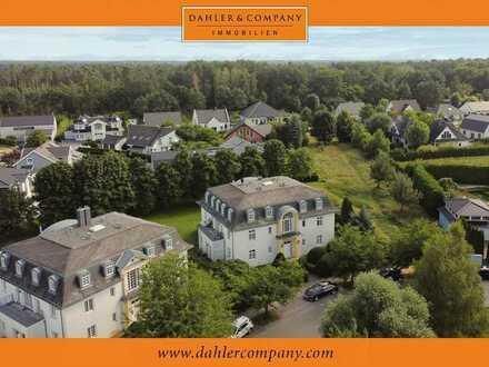 Traumhafte DG-Wohnung mit TG-Stellplatz in ruhiger Lage am Golf- und Country Club Seddiner See