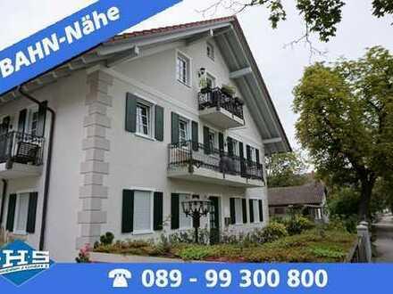 Helle und großzügige 4-Zimmer-WHG mit 3 Balkonen in Heimstetten