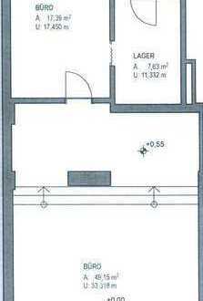 Ladenlokal / Büroeinheit in der Inneren Neustadt zu vermieten