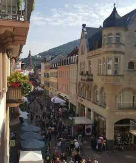 Exklusive 3-Zimmer-Wohnung mit Balkon und Einbauküche in Heidelberg
