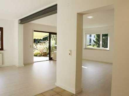 Gemütliche, ruhige, vollrenovierte & modernisierte 3-Zi-Whg (EG) mit Terrasse und Garten in Bühl