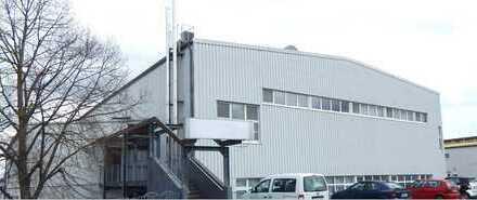 Produktions- und Lagerhalle mit Grundstück