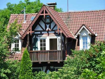 altes Fachwerkhaus gr. Garten, ruhige Lage, mitten in LEO - Vorab