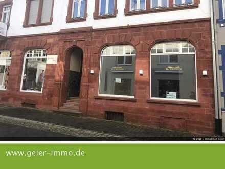 Büro/Laden/Gastronomie in einem denkmalgeschützten Ambiente in Mettlach zu vermieten!
