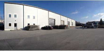 Hochinteressante Industriehalle in verkehrsgünstiger Lage an der A3 bei Straubing !