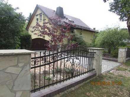 Zwei-familien-Haus-Gewerbe-Vollkeller, Garage / Hobby-Räume/ Coy-Teich