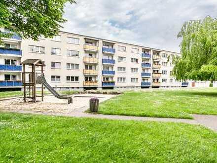 Helle, geräumige Wohnung in schöner, naturnaher Stadtrandlage!