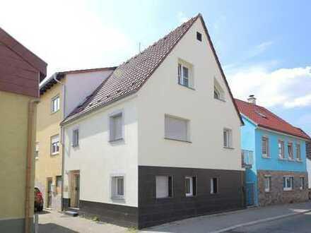Komplett sanierte Doppelhaushälfte in Wannweil