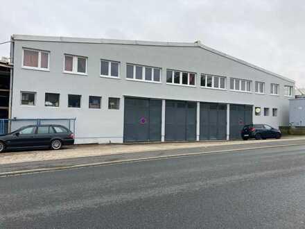 Verkehrsgünstig gelegene Büro- und Lagerräume zu vermieten in Innenstadtnähe