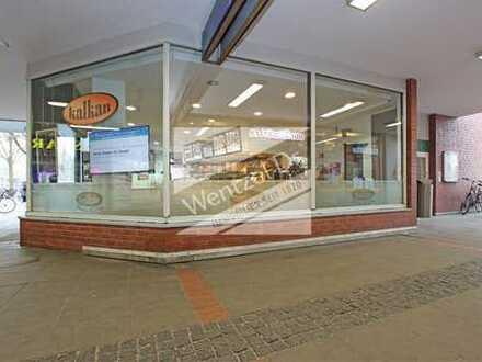 PROVISIONSFREI für Käufer – Für Kapitalanleger: Vermietete Ladenfläche am S-Bahnhof Wedel