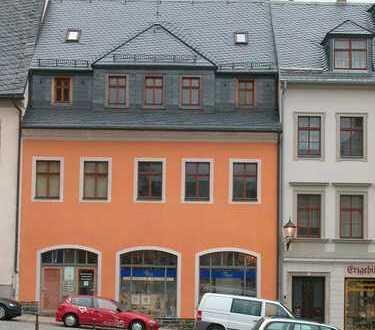 Sanierte 5-Zimmer-Maisonette-Wohnung mit Balkon in Annaberg-Buchholz