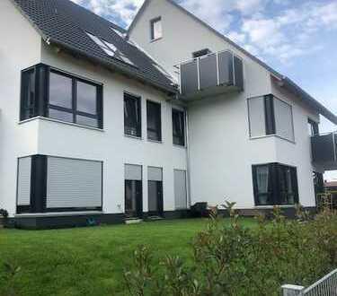 Erstbezug mit großem Balkon: exklusive 4-Zimmer-Maisonette-Wohnung in Nürnberg