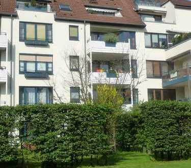 Lichtdurchflutete Eigentumswohnung in erstklassig gepflegter Wohnanlage!