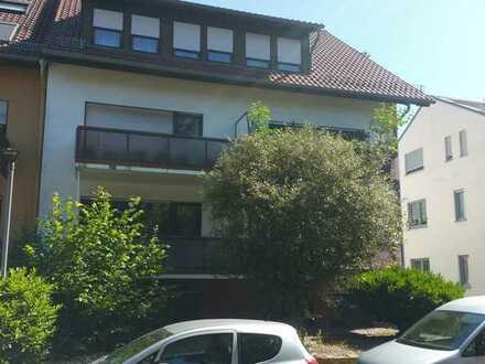 gepflegte 2-Zimmer-Kellerwohnung in Ettlingen