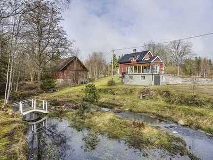 Haus in naturschöner Umgebung, renoviert 2014