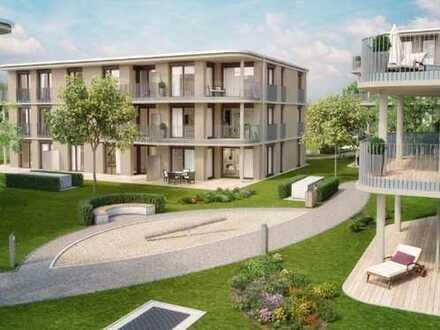 Exklusive, geräumige und neuwertige 3-Zimmer-Wohnung mit Balkon und EBK in Bad Tölz