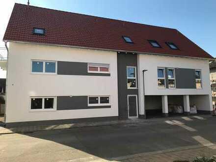 Neubau - Komfortable, familiengerechte 4,5-Zimmer-Wohnung auf 126 m² mit 2 sonnigen Balkonen