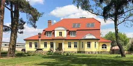 Schöne, geräumige Vier Zimmer Wohnung mit großem Garten in Oder-Spree (Kreis), Fürstenwalde/Spree