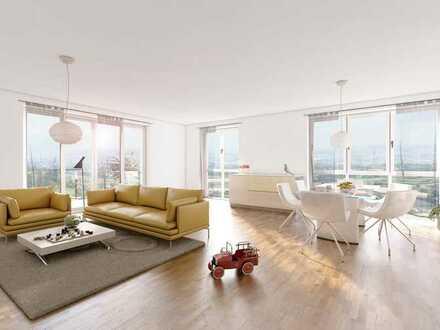 [Reserviert] Großzügige Vier-Zimmer-Wohnung mit großem Balkon [B3]