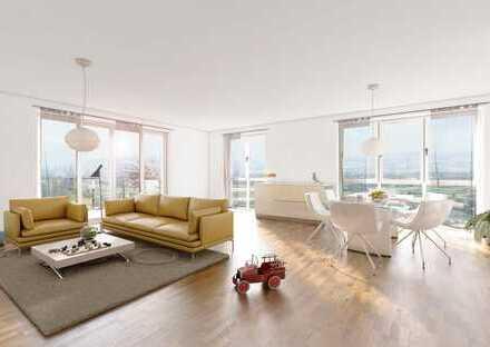 Großzügige Vier-Zimmer-Wohnung mit großem Balkon [B3]