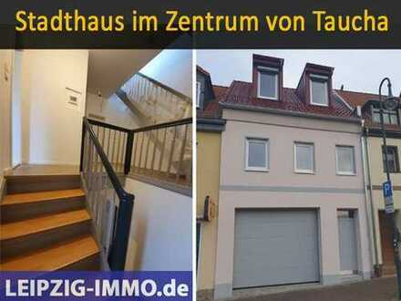Wohnen im Zentrum von Taucha*5 Zimmer+3Bäder*Dachterrasse*FuBoH