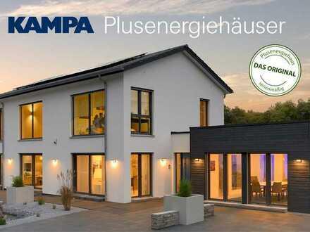"""IHR TRAUMHAUS """"bezugsfertiges"""" Plusenergie-Haus mit toller Aussicht"""
