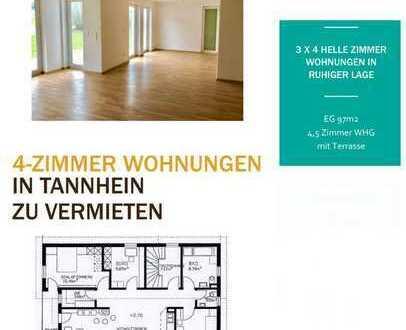 Schöne 4,5 Zimmer Wohnung in Schwarzwald-Baar-Kreis, Villingen-Schwenningen