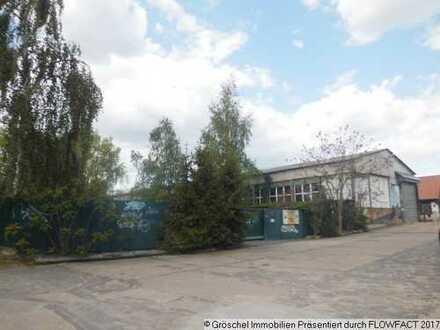 Haus mit großer Halle/Werkstatt und über 3.000 m² Grundstück