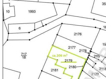 BRAVOUR IMMOBILIEN: TOP - Grundstück in Gemarkung Merheim, ca. 243 m² für Vorderhaus.Verkehrsgünstig