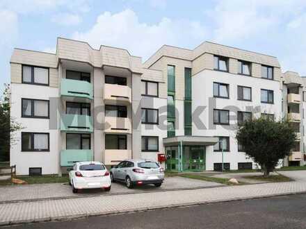 Vermietet und gepflegtes 1-Zimmer-Apartment mit Südbalkon in Universitätsnähe