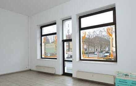 Ihre neues Büro mit großer Schaufensterfläche in Potsdam West - 1A Anbindung
