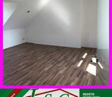 2-Raum-Wohnung DG im Zentrum - inkl. EBK - PAUSCHALMIETE!