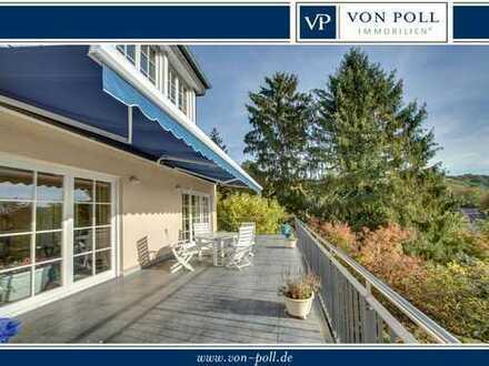 Bonn-Oberkassel: Attraktive Villa in bester Lage
