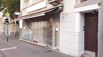 *Provisionsfrei* saniertes Ladenlokal ab 01.10.19 Ehrenfeldgürtel, stark frequentierte Lage