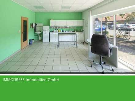 kleiner Unternehmensstandort im Herzen von Gröningen