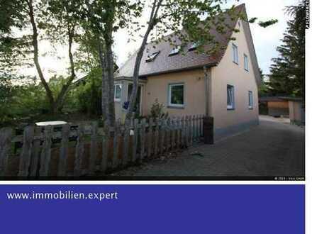 gemütliches Einfamilienhaus in Untermeitingen