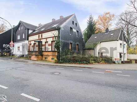 Viel Platz für Ihr neues Familiendomizil: Voll erschlossenes Baugrundstück in Dortmund-Oespel