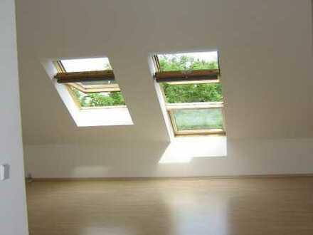 gemütliche Dachgeschoßwohnung
