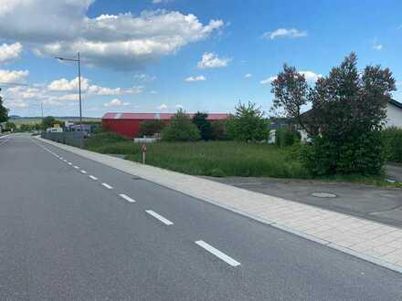 Vermieten ein Grundstück in Neuhausen Ob Eck