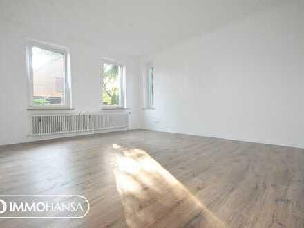 ++ Sanierte 4-Zimmer-Wohnung mit EBK in idyllischer Lage ++