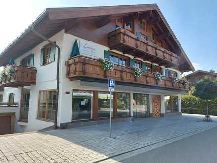 Große Laden-/Geschäftsräume in Oberstdorf zu vermieten