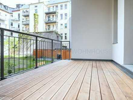 +++TOP LAGE++GESCHICHTE STILVOLL INTERPRETIERT++2-Zi.Whg. Balkon+Aufzug++ZENTRUM WEST+++