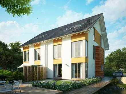 Neubau Doppelhaushälfte am Ammersee