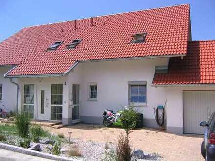 Doppelhaushälfte- Wohnen im Grünen im Landkreis Ostallgäu, Kaltental